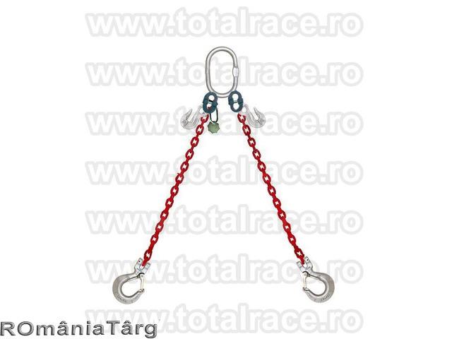 Sisteme ridicare  lanturi grad 100 cu 2 brate Total Race - 1
