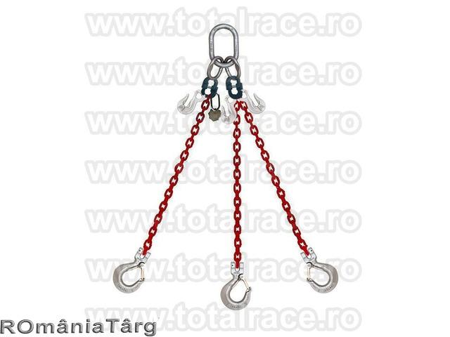 Sisteme ridicare  lanturi grad 100 cu 3 brate  Total Race - 1