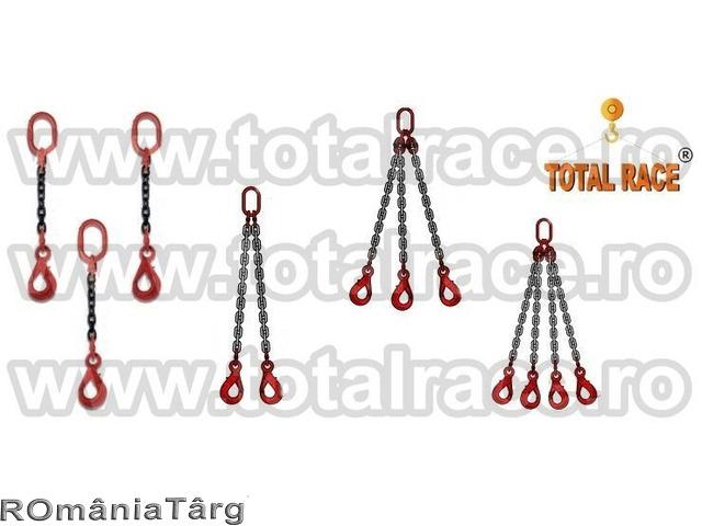 Dispozitiv ridicare lanturi grad 80 13  mm - 1