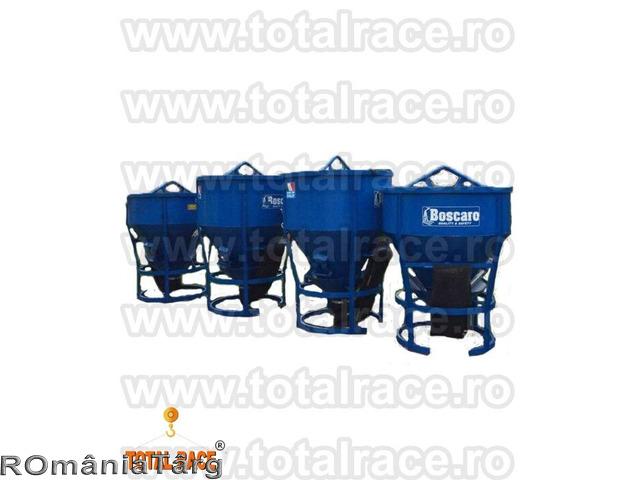 Cupe de beton productie Italia Total Race - 1