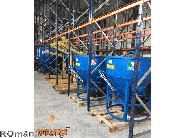 Bena beton utilaje de constructii cu livrare din stoc - 1
