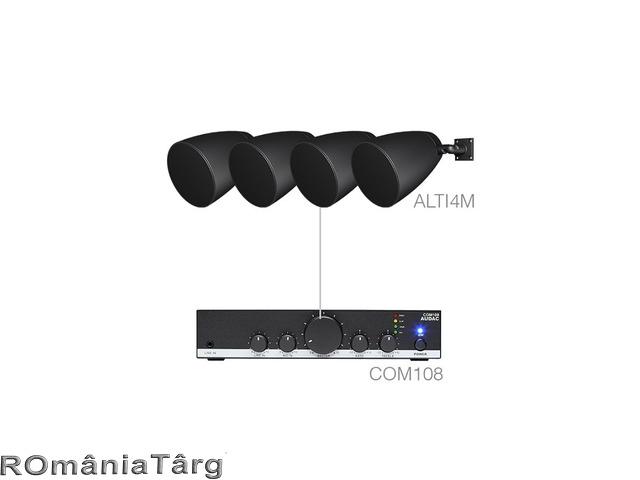 Sistem audio profesional Audac LENTO4.4M/B - 1