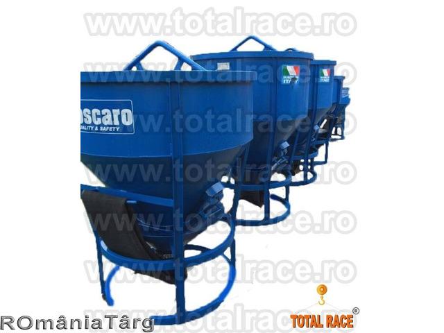Cupe de beton capacitate mari Total Race - 1