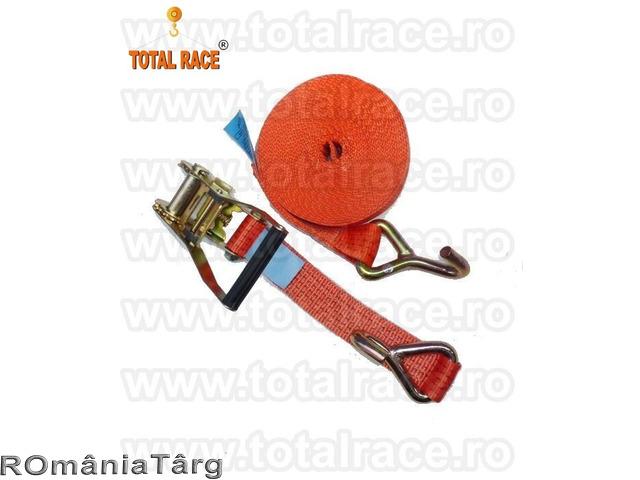Chinga textila de ancorare cu clichet - 1