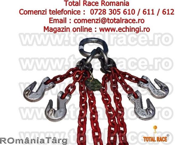 Lanturi si dispozitive de ridicare grad 100 Total Race - 1