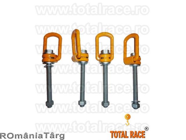 Ocheti rotativi , ocheti ridicare tija lunga Total Race - 1